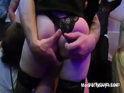 Swingers Going Crazy At Sex Party