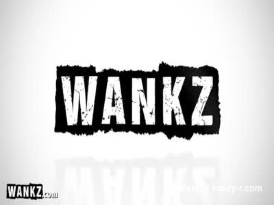 WANKZ - Skinny Teen Gets Fucked Hard!