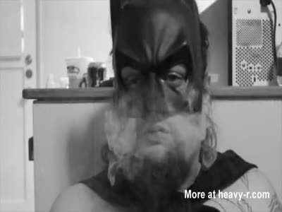 Naked Bat Man Dance