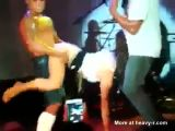 Fan Abused By Rappers On Stage