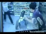 Criminals Picked Wrong Gas Station To Rob