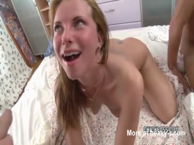 Taking Dick From Two Guys