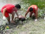 Lost Swimmer Found