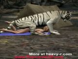 Girl Raped By Tiger