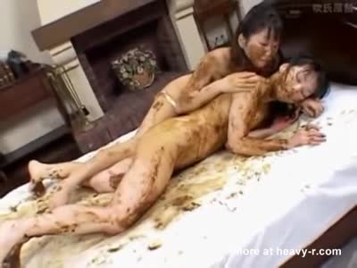 Asian Scat Queens