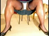 Living Room Upskirt 319b