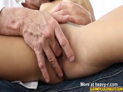 Michelle Martinez swallow daddys cock
