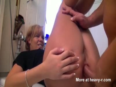 Anal Sex With Sexy Blonde Wife