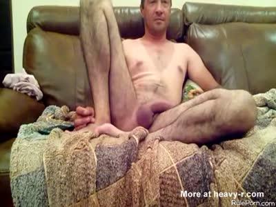 Sucking stepdaddys cock