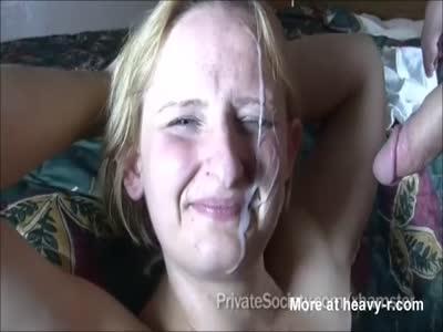 Feeding Girls Cum