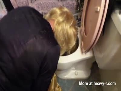Tranny Toilet