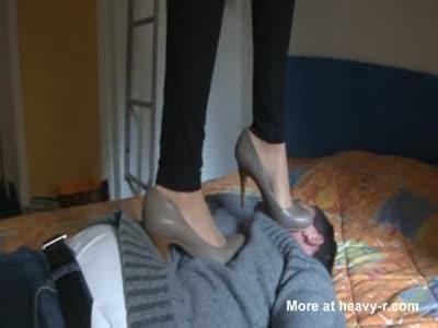 Trampling In The Bedroom