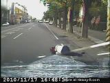 Man hit by car