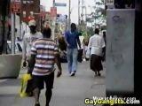 Two Ghetto Gay Hardcore Anal Sex