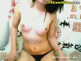 Naughty Hot Tranny Stipper