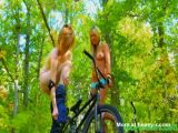 Naked BMX Girls