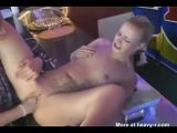 Pierced Cunt Fisted Hard