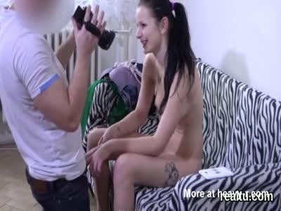 Crack Junk Girl Fucking On Camera