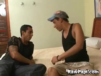 Very Hot Anal Sex by Horny Latino Gays