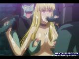 Hentai Princess Brutally Gangbanged