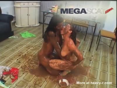 Scat Lesbians