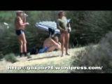 Nudist Beach Orgy