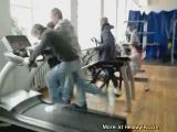 how not to use a treadmill