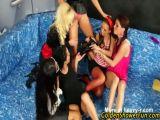 Lesbo Group Sluts Golden Shower