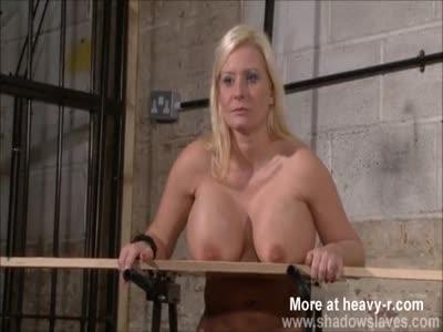 Nailing Down Massive Tits