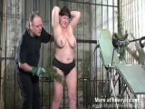 Fat Slut Whipped And Nettle Tortured