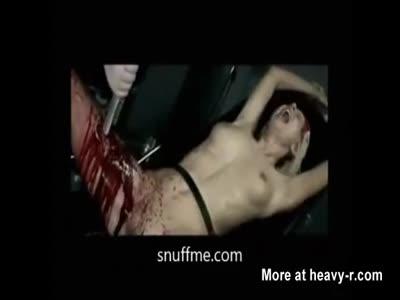 Torture Murder Snuff Video