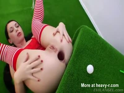 Anal Golf
