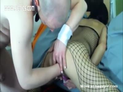 Amateur wife hard fisting orgasms