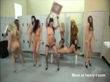 Nude Harlem Shake Uncensored