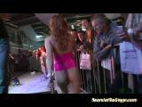 MILF Strip And Masturbation Show