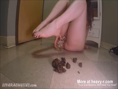 Scat MistressFeeds slave