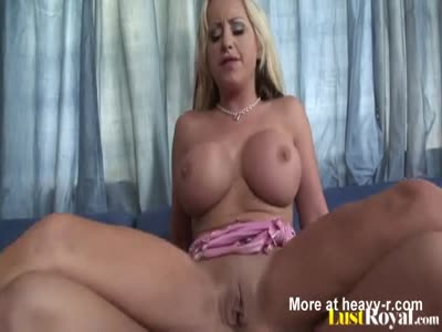 Fake Tits Chick Riding Cock In Ass