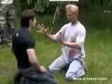Strange duel