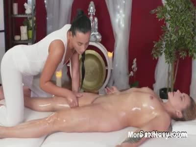 Oily Nuru Massage