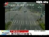 Motorcylcist Killed While Running Red Light