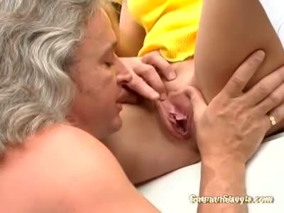 Old Stranger Fucks Young Pickup