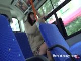 Pissing On Public Bus