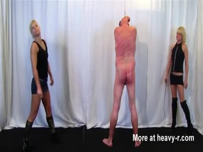 Goddesses Double Whipping