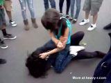 Schoolgirl Bitchfight