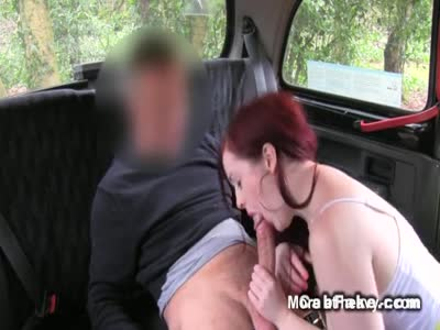 No Panties Upskirt Babe Oral In Taxi