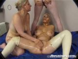 German Pee and Scat Threesome