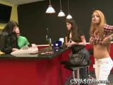 Hot Bodied Teens Flash For Cash