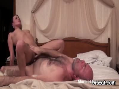 Hairy Old Guy Fucking Young Girl