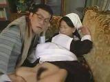 Molesting Japanese Maid