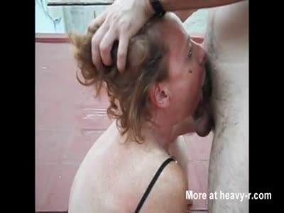 Puking Forced Face Fuck
